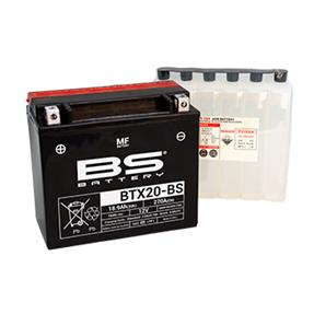 BS BATTERY BTX20-BS 12v 18ah