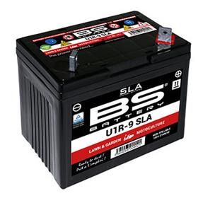 BS BATTERY SLA U1R-9 12v 28ah R/H+