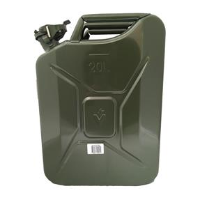 20 LTR. JERRY CAN GREEN (Metal)